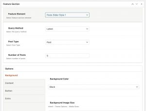 Feature Section - Pages in Impeka